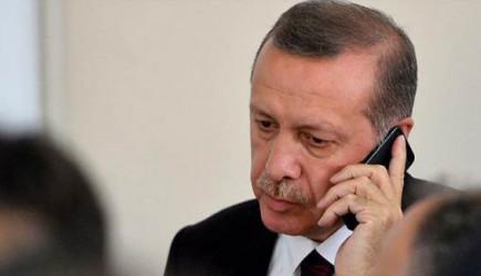 Cumhurbaşkanı Erdoğan, Kaptanla Görüştü