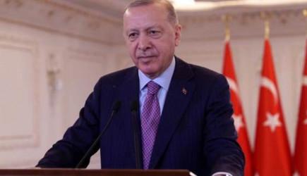 Cumhurbaşkanı Erdoğan: 2021'de de Doğal Gaz Yatırımlarımızı Artırarak Sürdüreceğiz