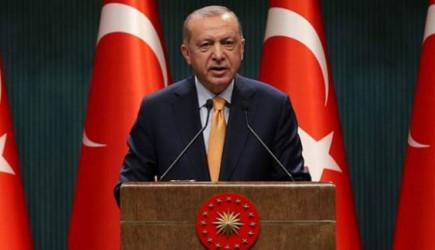 Cumhurbaşkanı Erdoğan: Macron'un Başını Çektiği Girişimlerin Gayesi İslam ile Hesaplaşmak