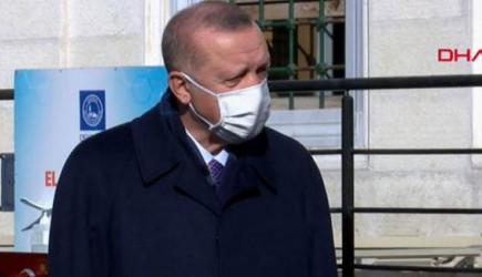 Cumhurbaşkanı Erdoğan: Önümüzdeki En Büyük Proje Kanal İstanbul'dur