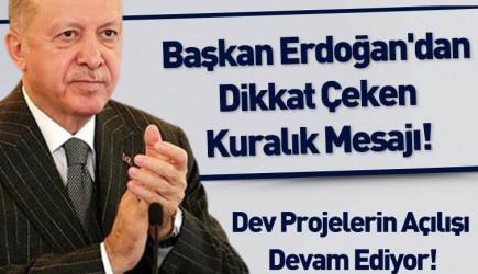 Cumhurbaşkanı Erdoğan Silvan Barajı Açılışına Katıldı