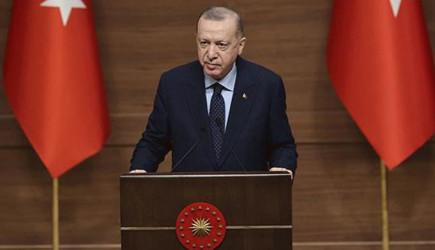 Cumhurbaşkanı Erdoğan: Bugüne Kadar 1193 Çocuk Evi, 65 Çocuk Destek Merkezi Oluşturduk