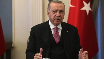 Cumhurbaşkanı Erdoğan'dan TRT World Forum'a Mesaj