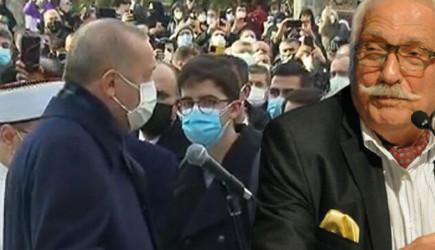 Cumhurbaşkanı Erdoğan Yavuz Bahadıroğlu'nu Son Yolculuğuna Uğurladı