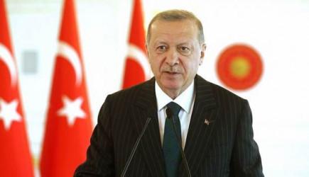 Cumhurbaşkanı Erdoğan'dan Amerikan Müslüman Halka Mesaj