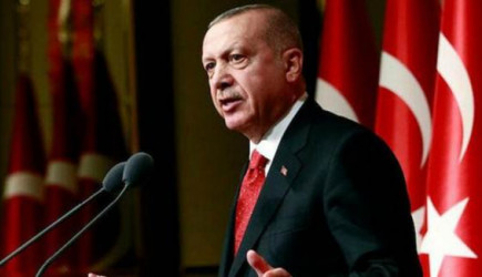 Cumhurbaşkanı Erdoğan'dan Ekonomi ve Hukukta Reform Açıklaması