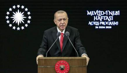 Cumhurbaşkanı Erdoğan'dan Fransa'ya Boykot Çağrısı