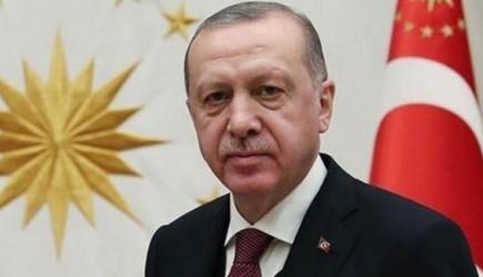 Cumhurbaşkanı Erdoğan'dan Hatay Mesajı