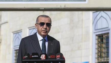 Cumhurbaşkanı Erdoğan'dan İstanbullu Vatandaşa Uyarı!