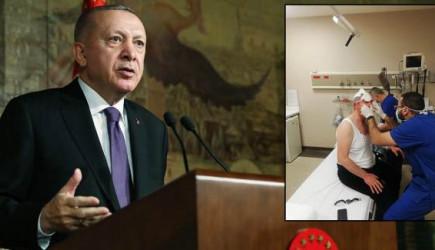 Cumhurbaşkanı Erdoğan'dan Selçuk Özdağ'a Telefon!