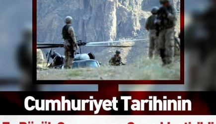 Cumhuriyet Tarihinin En Büyük Akaryakıt Vergi Kaçakçılığı Operasyonu: 220 Zanlı Yakalandı