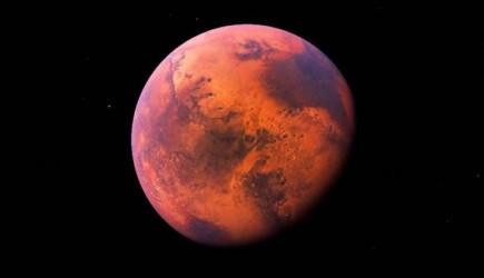 Curiosity Aracı Mars'ta Dev Sel İzleri Tespit Etti