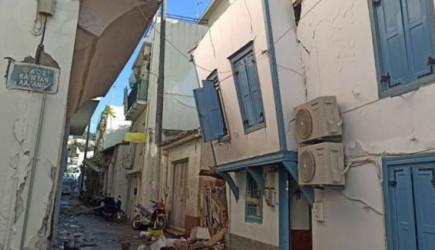 Deprem Yunanistan'ı Da Etkiledi! 2 Kişi Öldü