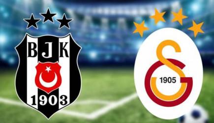 GOOL! Beşiktaş 2-0 Galatasaray