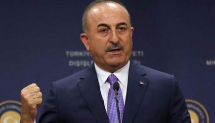 Dışişleri Bakanı Mevlüt Çavuşoğlu'ndan Gemi Baskınına Sert Tepki