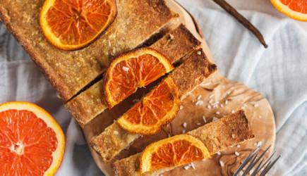 Diyette Olanlara: Portakallı Kek Tarifi