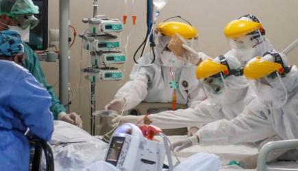 Dört İlimizde Durum Korkunç Seviyelere Ulaştı! Hastanelerde Yer Kalmadı
