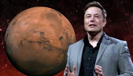 Elon Musk Mars Yolculuğu İçin Tarih Verdi