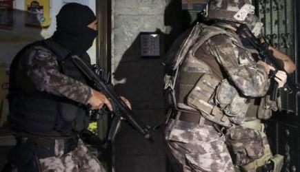 Emniyet Müdürlüğü'nden Terörist DAEŞ'e Büyük Darbe