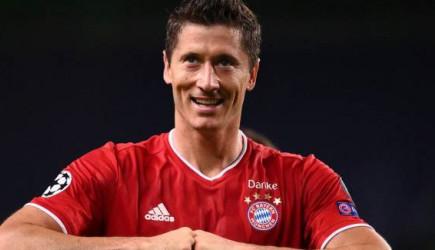 En İyisi Lewandowski