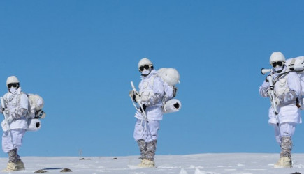 Eren-3 Ağrı Dağı Operasyonu Başladı