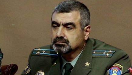 Ermenistan, Sınır Birlikleri Komutanını Görevden Aldı