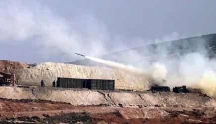 Esed'den İdlib'e Topçu Saldırı!