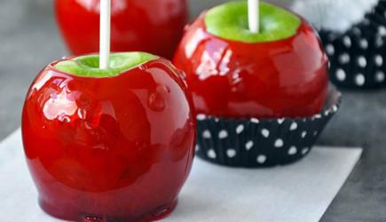 Evde Elma Şekeri Nasıl Yapılır?