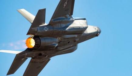 F35A Savaş Uçağında Tam Boy Nükleer Bomba Test Edildi
