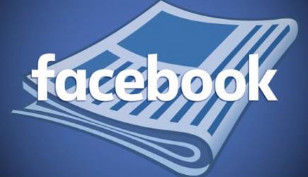 Facebook News Haber Sahiplerine Ödeme Yapılacak
