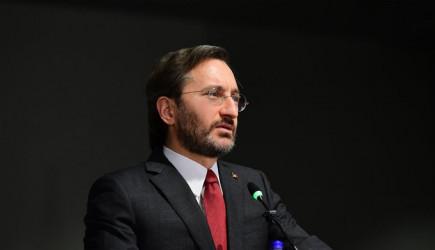 Fahrettin Altun'dan Kılıçdaroğlu'nun Militan İfadesine 'Kirli' Yakıştırması