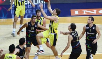 Fenerbahçe Beko Şov Yaptı