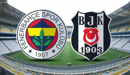 Fenerbahçe - Beşiktaş Muhtemel 11'ler!