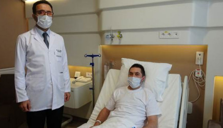 Fıtık Ameliyatı İçin Gittiği Hastanede Kalbini Delik Olduğunu Öğrendi