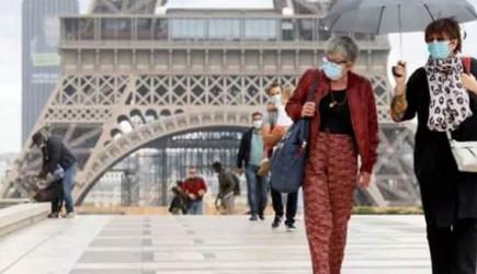 Fransa'da Korkutan Vaka Sayısı Rekoru