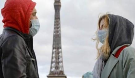 Fransa'da Salgının Önüne Geçilemiyor