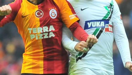 Galatasaray Denizlispor'u Konuk Ediyor