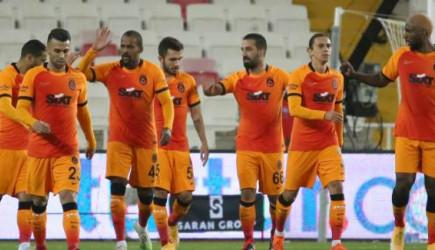 Galatasaray Deplasmanda Devleşiyor!