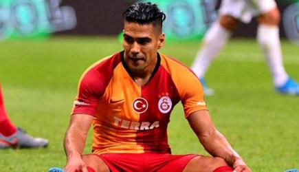 Galatasaray Falcao'suz Devam Ediyor!