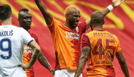Galatasaray'da Babel Geri Dönüyor