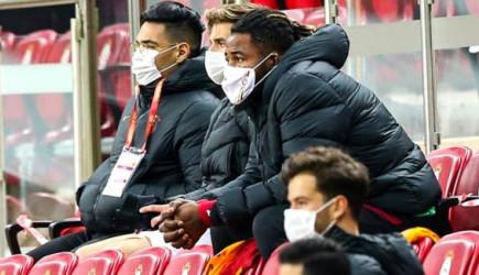 Galatasaray'da Falcao'ya Tepki!