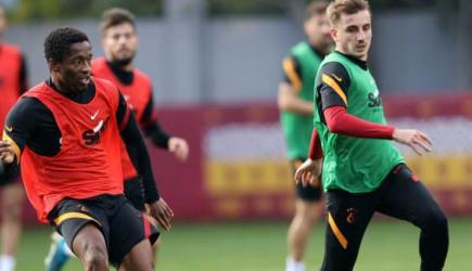 Galatasaray'da Rize Hazırlıkları: Falcao Yok!