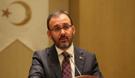 Gençlik ve Spor Bakanı Koronavirüse Yakalandı