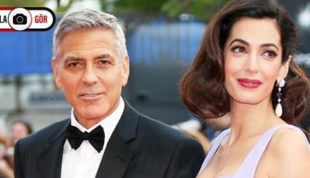 George Clooney, Eşi Amal Clooney Hakkında Konuştu