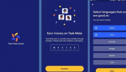 Google'dan Görev Yaparak Para Kazandıran Task Mate Uygulaması