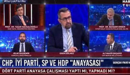 Habertürk Tv'den Ceza Açıklaması