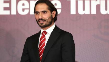 Hamit Altıntop: 'Hedefimiz 2022 Dünya Kupası'
