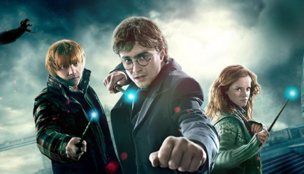 Harry Potter Dizi Oluyor!