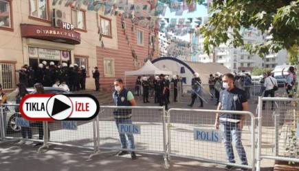 HDP Yenişehir İlçe Başkanları Gözaltına Alındı