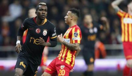 Henry Onyekuru Galatasaray'a Geri Dönüyor